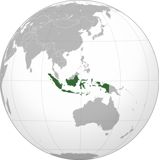 where is indonesia and why should i go asabbatical