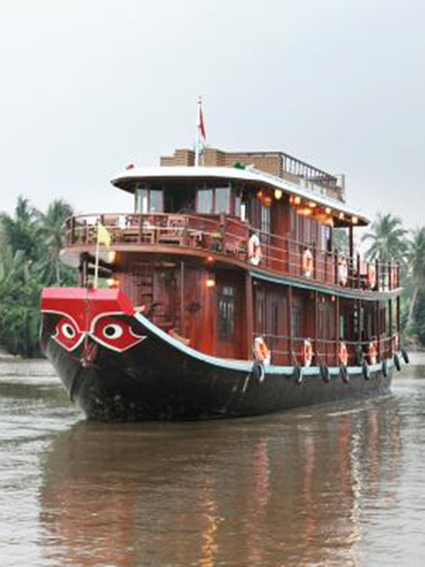 Alternatives to a Mekong Delta Cruise