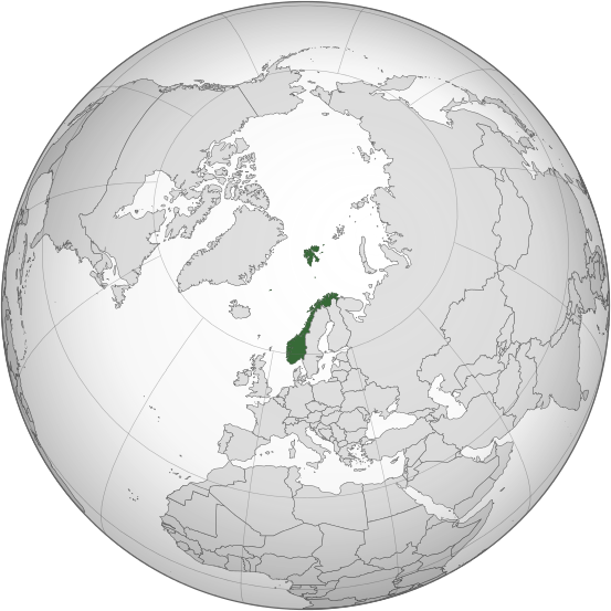 Where Is Norway Located In The World Travel Ideas Asabbatical