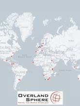 Interactive Map Showing All the Countries with a Carnet de Passage