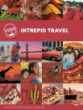 Travel connection through intrepid travel
