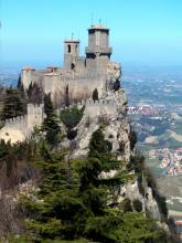 Where is San Marino