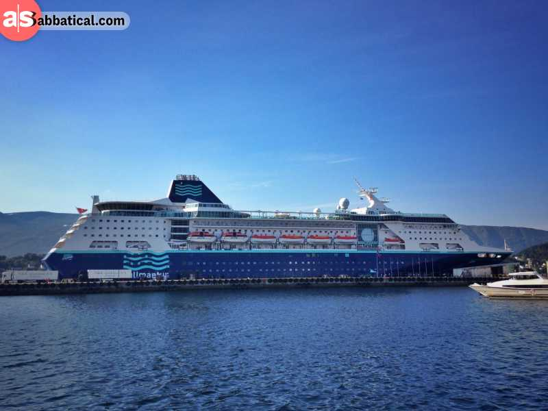 Adrian wants to join a cruise ship or sailing turn in 2018