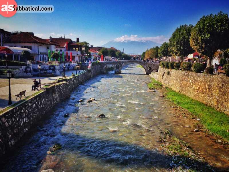 Prizren is amazing city to explore in Kosovo