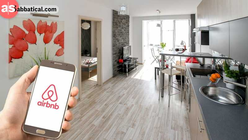 Airbnb has a smart pricing model that offers insurance to both the guest and the host.