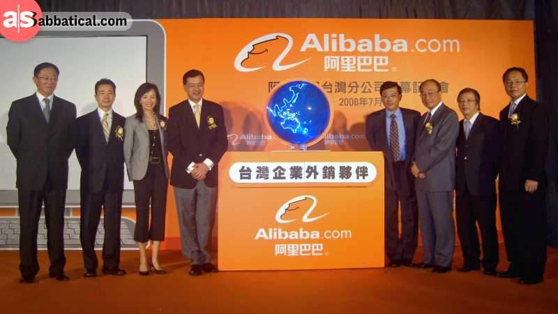 Jack also needed investors for Alibaba to grow.