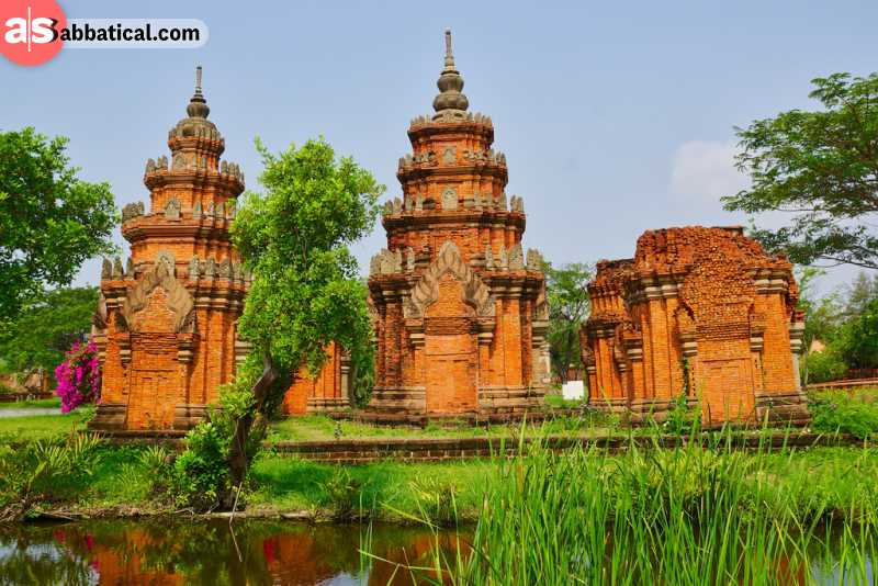 Ancient Siam is the largest outdoor museum in the world.