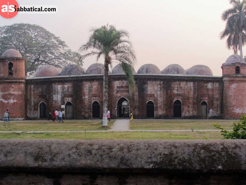Temple in Bagerhat