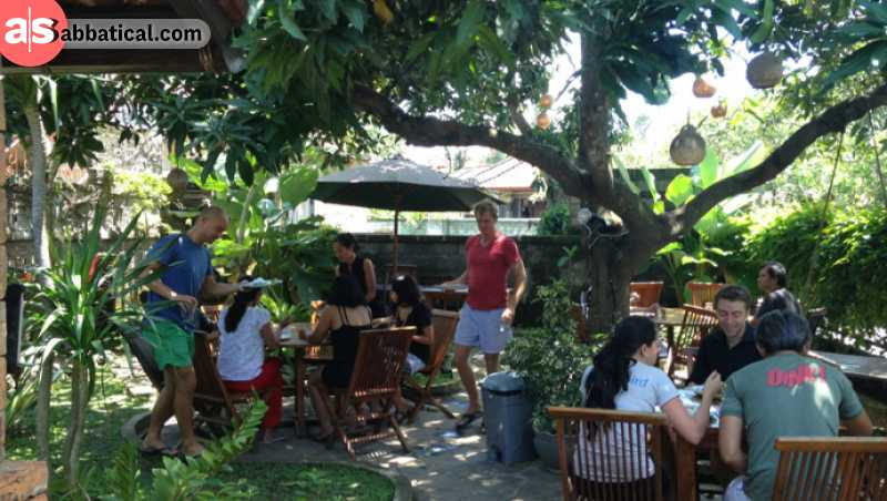Coworking spaces are a thing in Bali, other than beautiful beaches and temples.