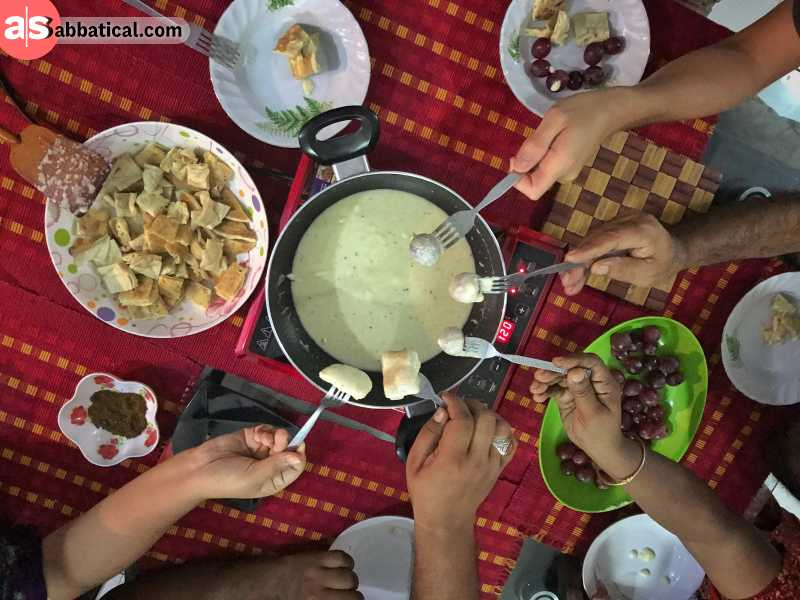 The food of Bangladesh is very similar to Indian food, with some key differences.