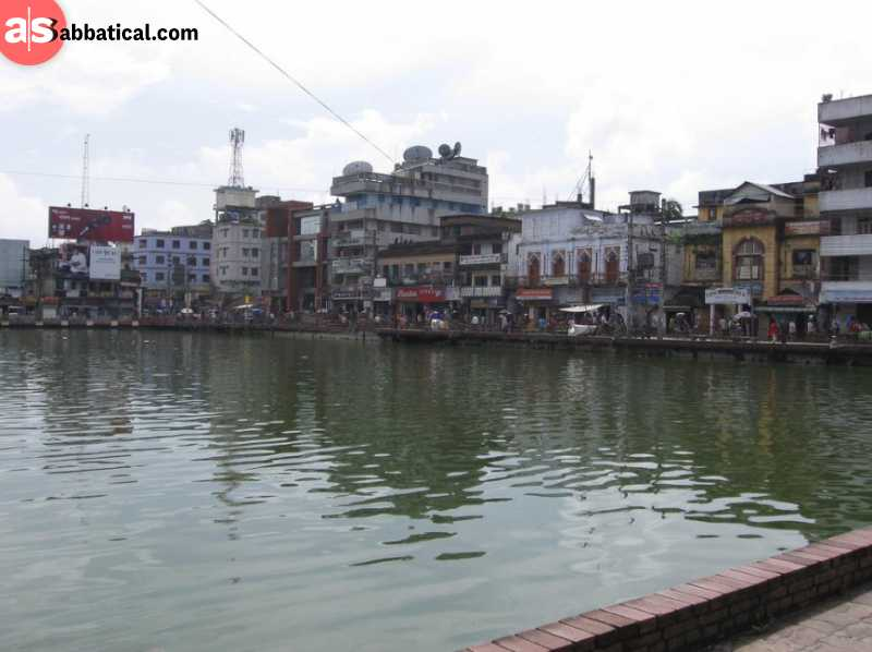 City center of Barisal