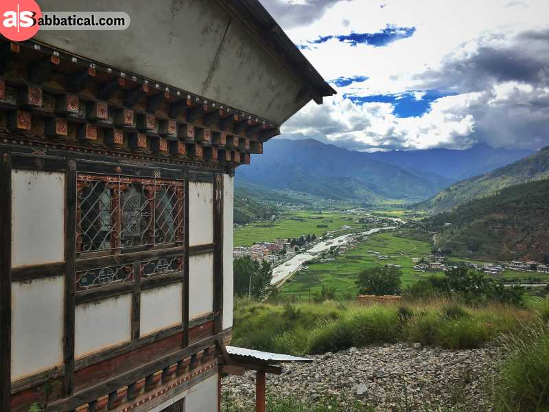 Bhutan is an amazing location to visit if you want to expand your cultural knowledge.