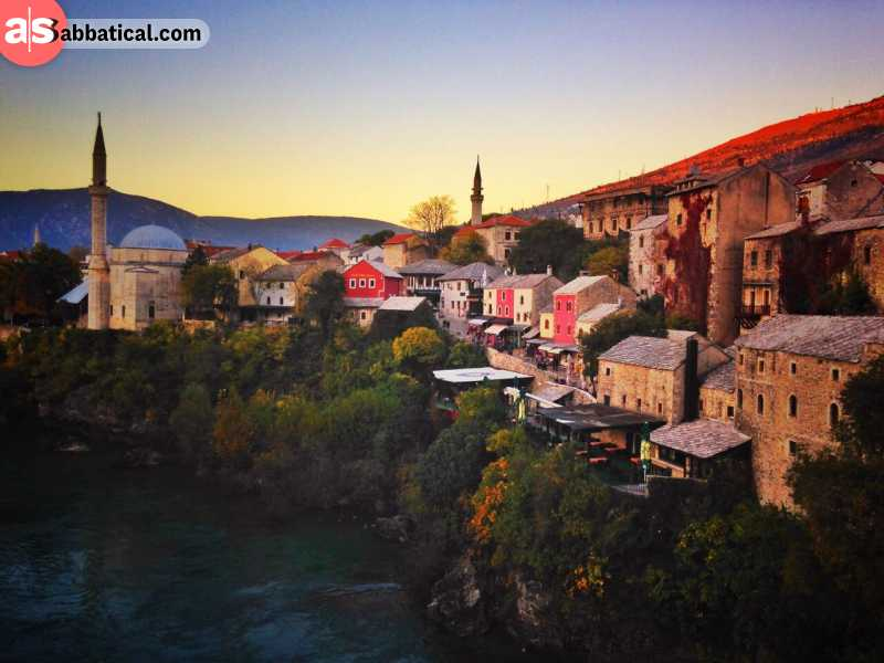 The culture of Bosnia is magically diverse, weaving the Oriental and Balkan influences throughout its beautiful cities.