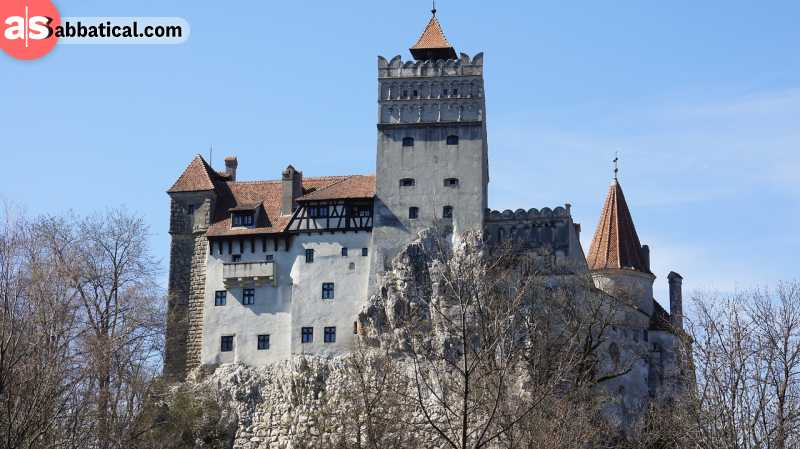 Bran Castle is a must visit place