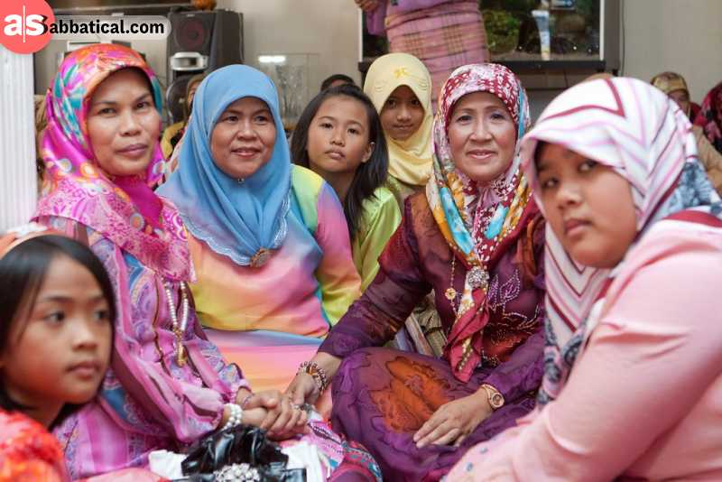A significant portion of Brunei culture is influenced by Islamic practices.