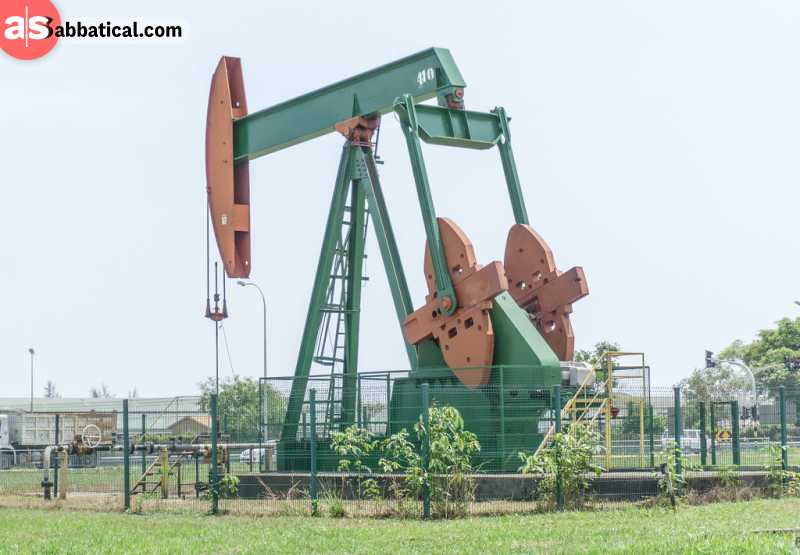 Oil has played a huge part in history of Brunei.