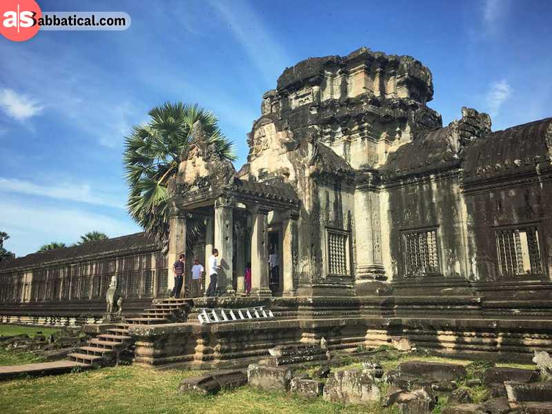 Cambodia has a long history with lots of peace and chaos in between.