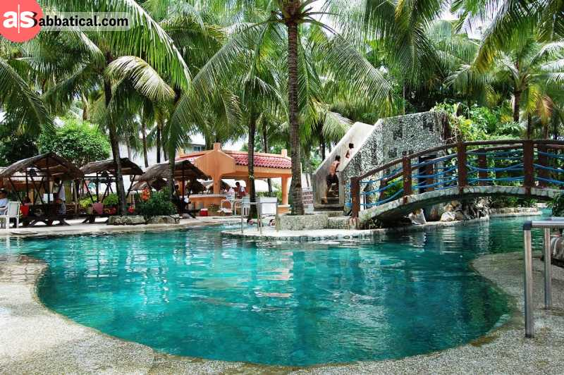 Cebu Beach Club Resort offers many perks for its visitors.