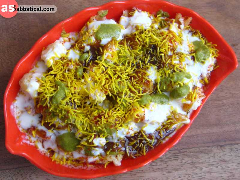 Chaat is one fine Bangladeshi snack!