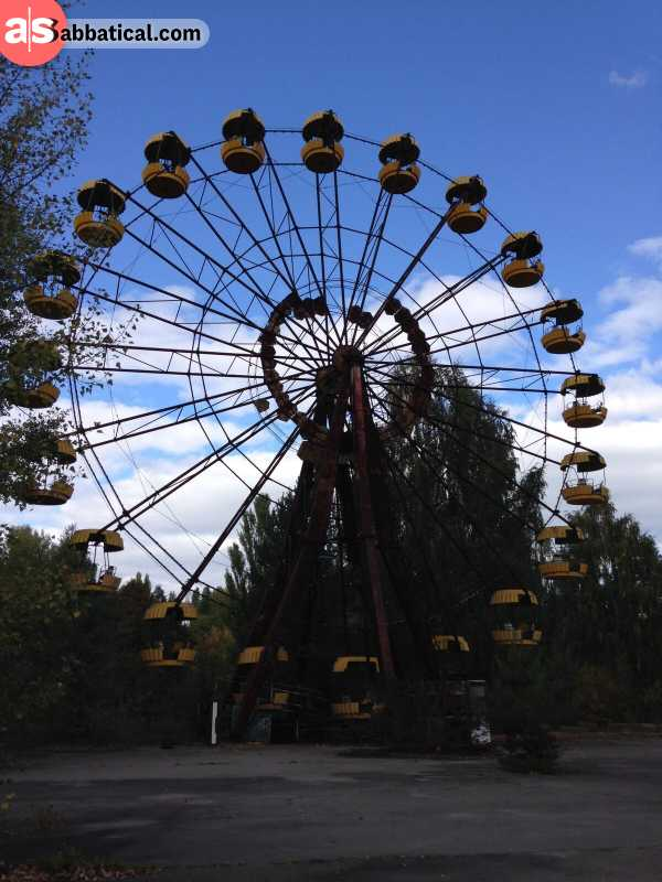 There are Chernobyl Tours that will take you to see the impact of the nuclear catastrophe first-hand.