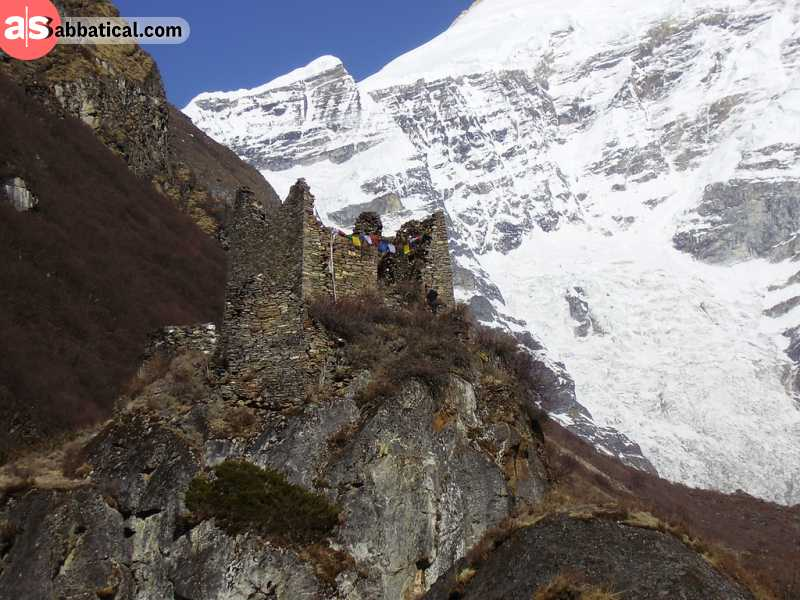 Chomolhari trek will take you through snow-capped mountains and valleys to the Tiger's Nest.