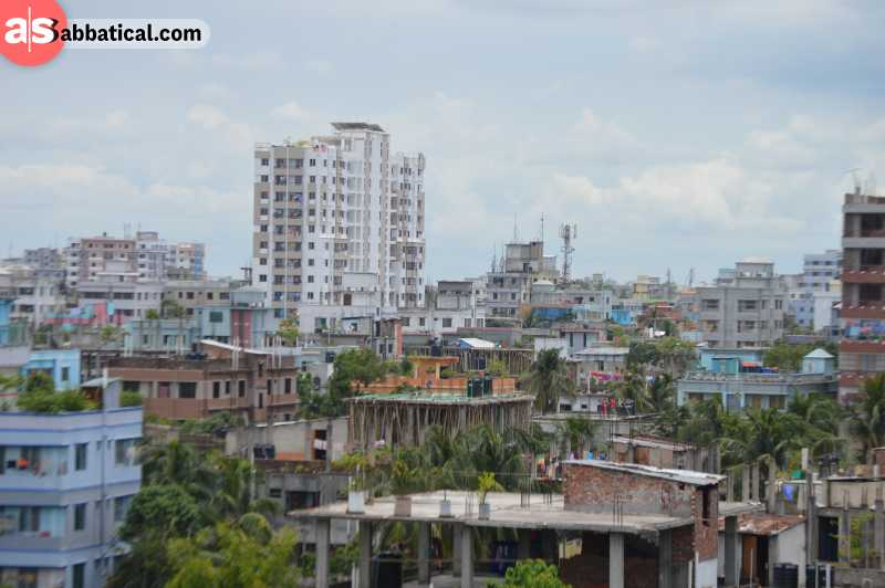 Comilla is one of the oldest and largest cities in Bangladesh. It is located on the intersection of many main highways in Bangladesh, so it's pretty accessible to everyone.