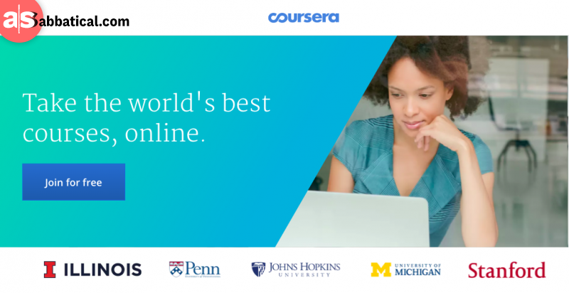 You can pick many career skills to master through Coursera