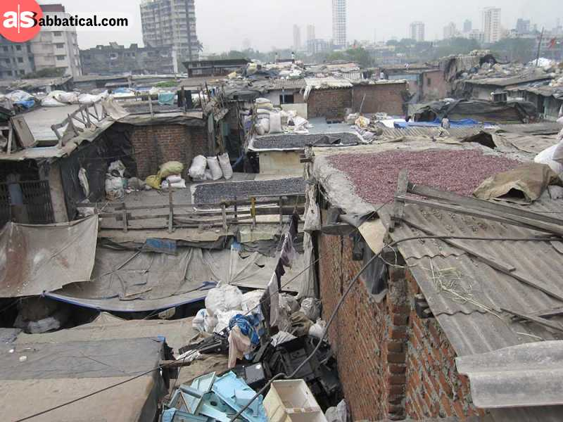 One of the facts about the Dharavi Slum is that it's the second largest slum in Asia.
