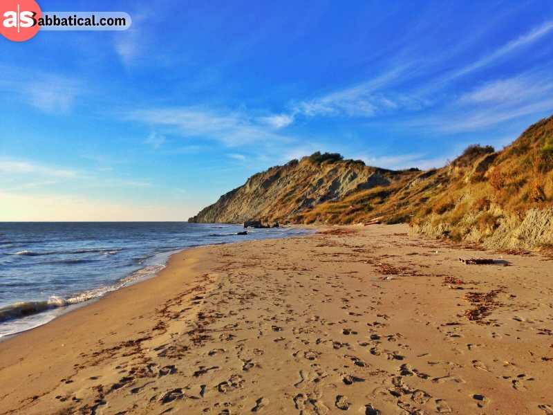 Stunning Durres beach