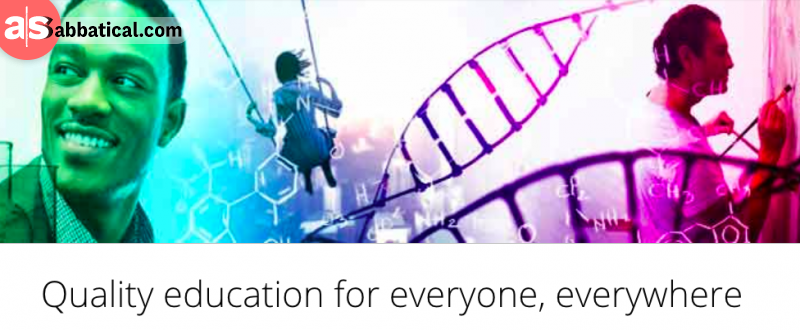 quality education for everyone through edx