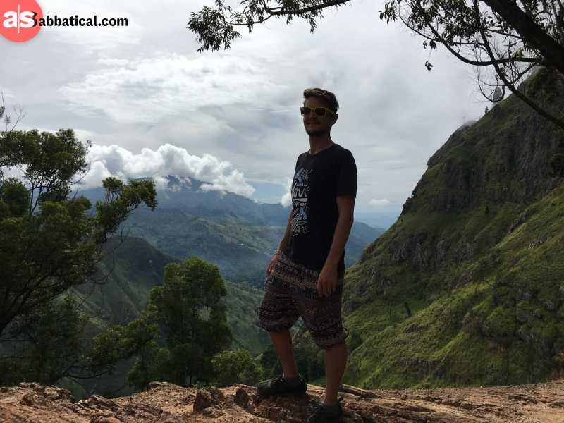 Ella is an amazing destination if you enjoy hiking!