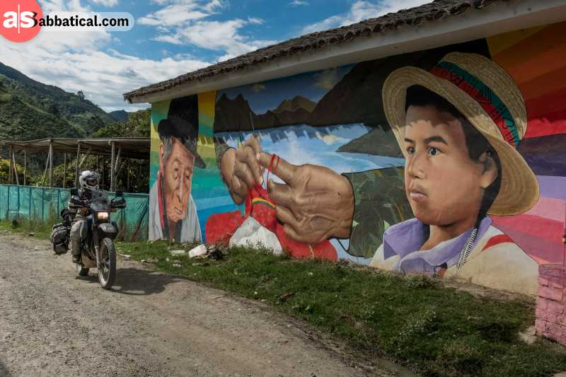 Colombia is full of amazing natural and cultural sites.