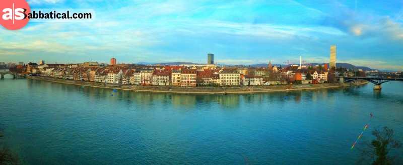 Landscape in Switzerland is simply amazing!