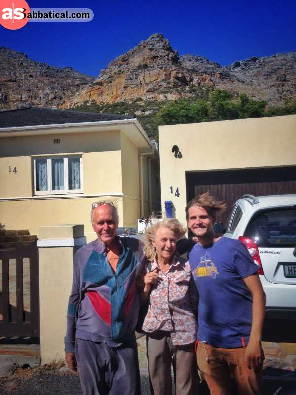 great airbnb hosts in lakeside near Cape Town
