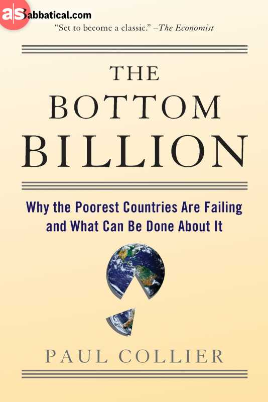 The Bottom Billion Book: Poorest Countries
