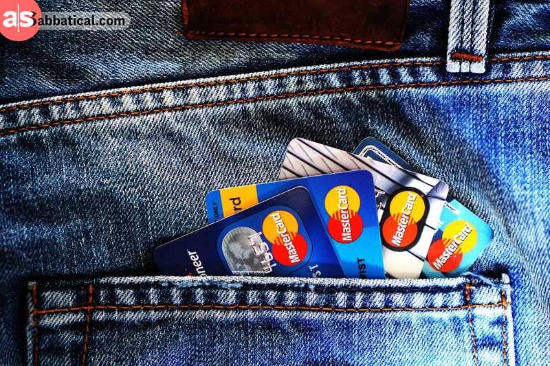 Choosing the best travel credit card 2018