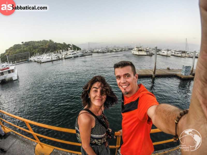 Overlander Interview: Sergio and Eleni