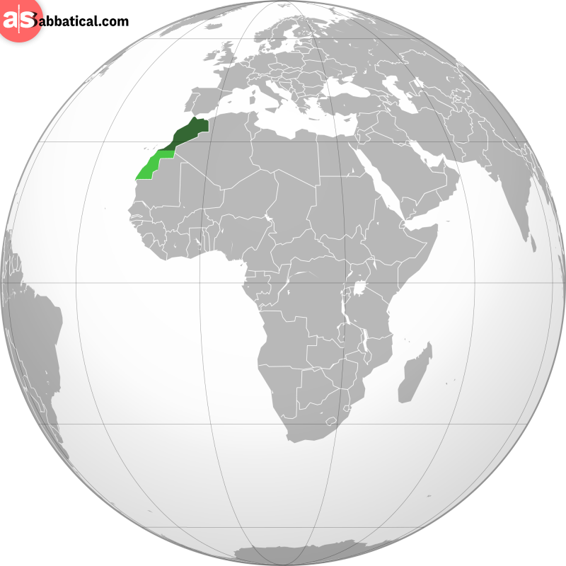 Where Is Morocco And Why Should I Go ASabbatical - Where is morocco