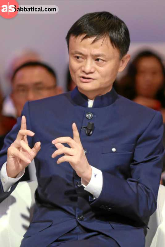 The Motivational Success Story of Alibaba