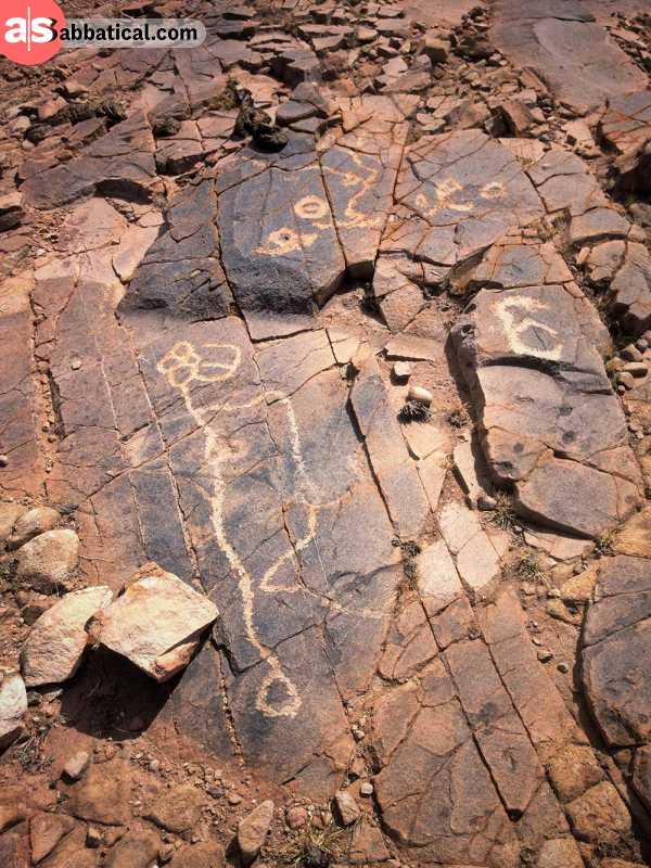 african rock art