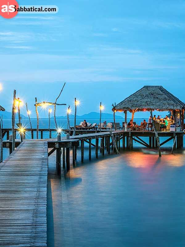 Palawan beach resort
