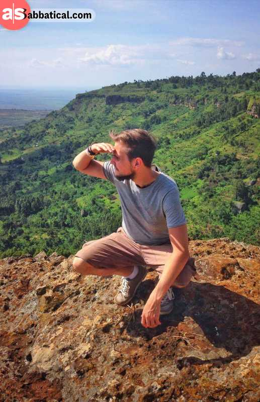 Beautiful Places in Uganda