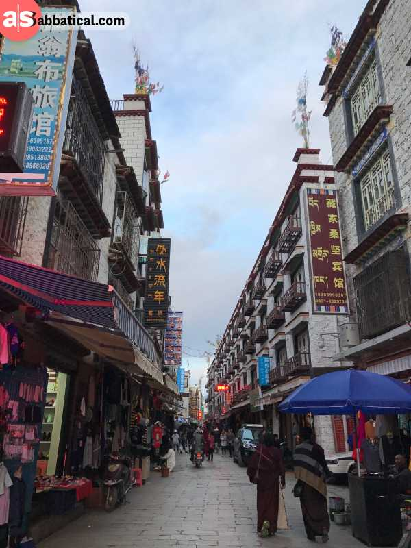 Things To Do in Lhasa