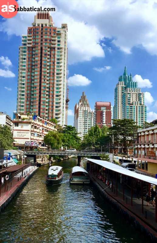 Non touristy things to do in Bangkok
