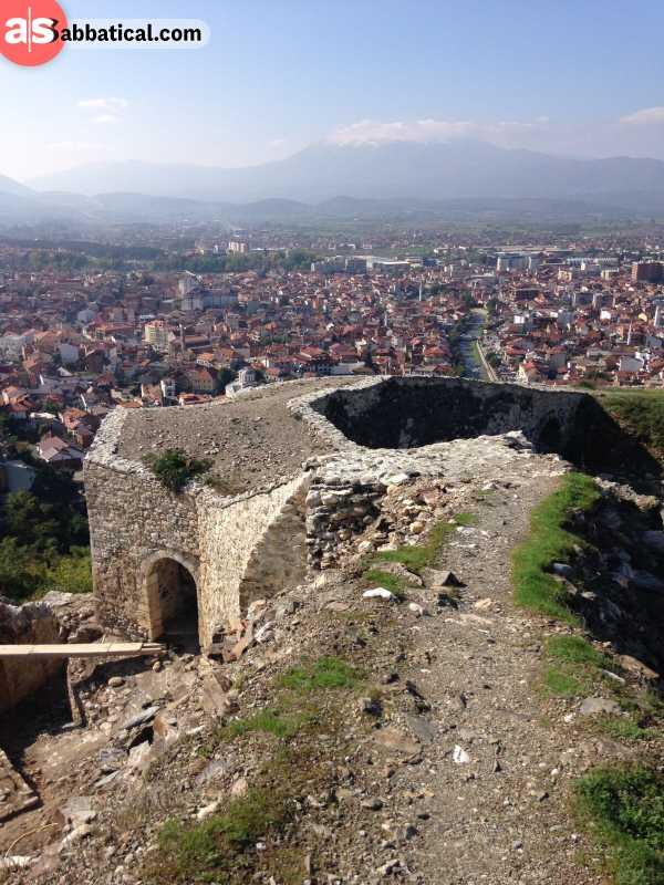 Where is Kosovo