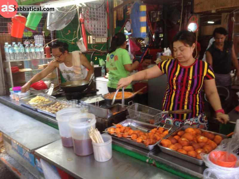 FIlipino cuisine is tasty and not as bad as many people think!