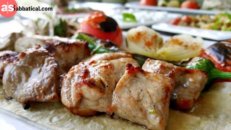 Where is Turkey, you can enjoy in some of the most wonderful feasts.