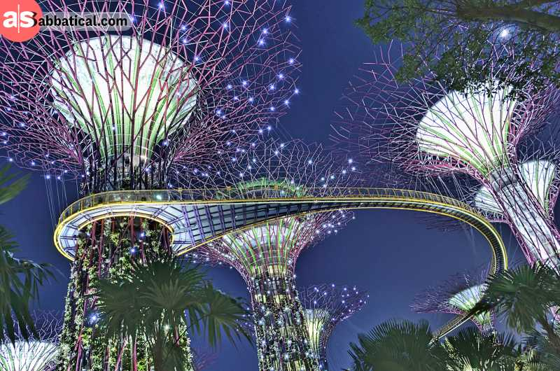Gardens by The Bay is a great promotion for Singaporean creativity and artistic visions.