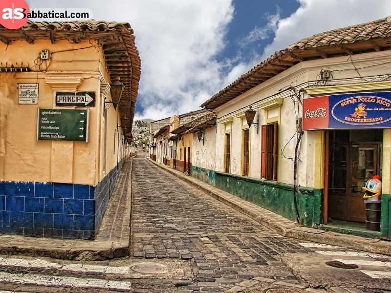 Guatemala streets