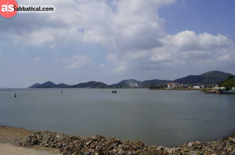 Ha Tien Bay
